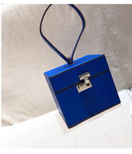 Annette Blue Bag