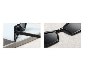 vintage retro sunglasses black sunglasses edgability detail view
