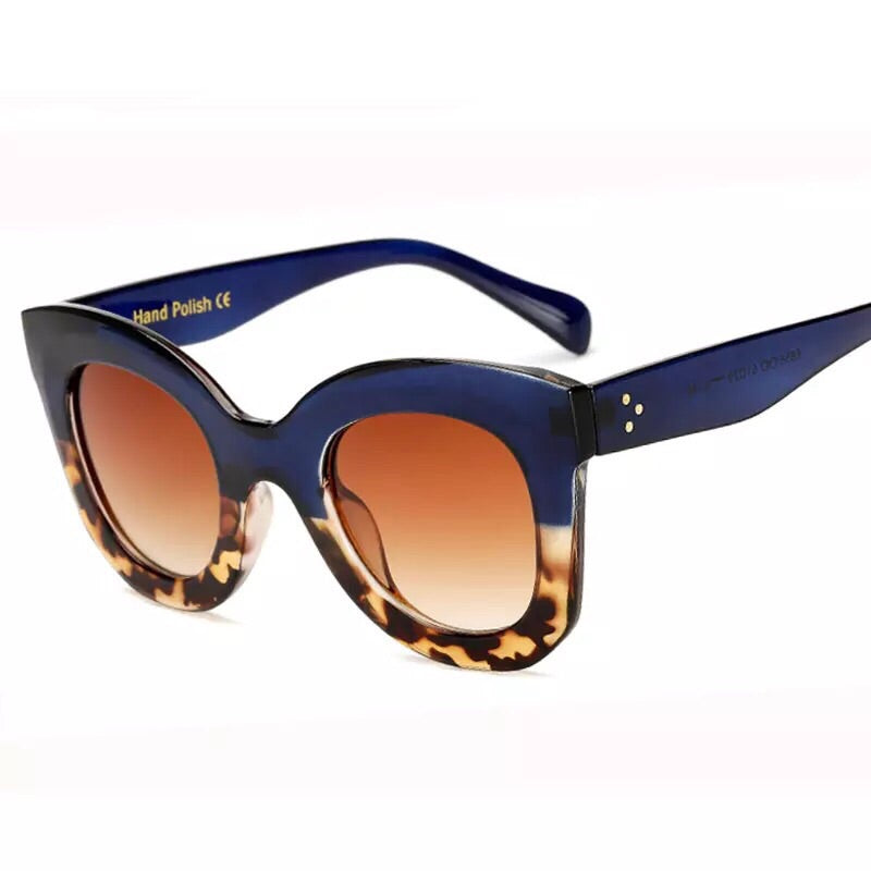 blue shades leopard sunglasses edgability