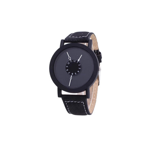 black watch trendy watch edgability