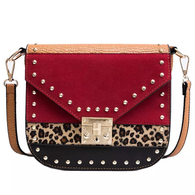 womens glam bag sling bag studded bag edgability