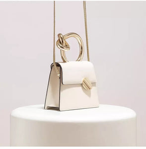 classy white bag formal bag edgy fashion edgability full view