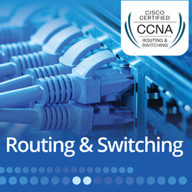 3. CISCO CCNA R&S - SATURDAYS
