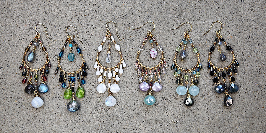 Catherine Page Earrings