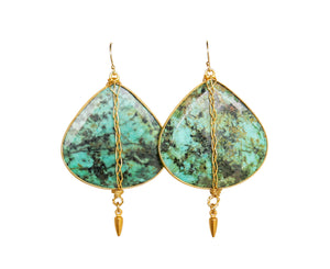 Comice Earrings