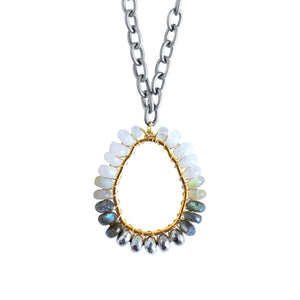 Lowell Short Pendant Necklace