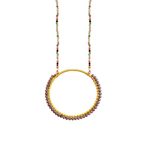 Zen Long Necklace