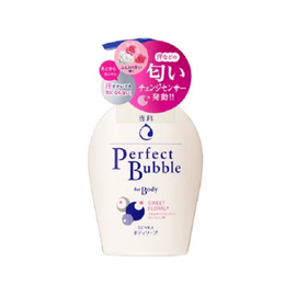 资生堂专科 Perfect Bubble For Body沐浴露 花香型 500ml