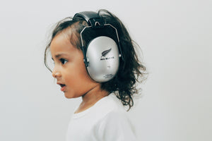 Kids Earmuffs - All Blacks®