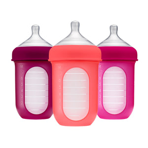 NURSH 8OZ - 3pk (Various colours available)