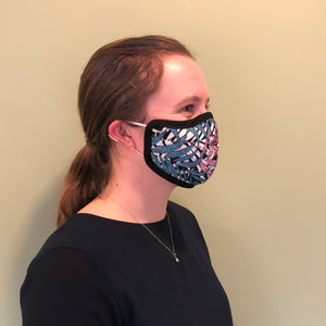 Child Fabric Face Masks