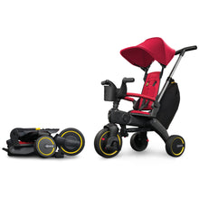Doona Liki Trike S3 - Flaming Red