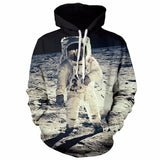 3D Punk Sweatshirts with Hoodies