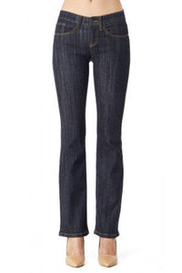 Judy Blue Midrise Bootcut Jean - 8235 - M C and J
