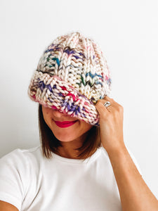 Dixon Toque in Sprinkle
