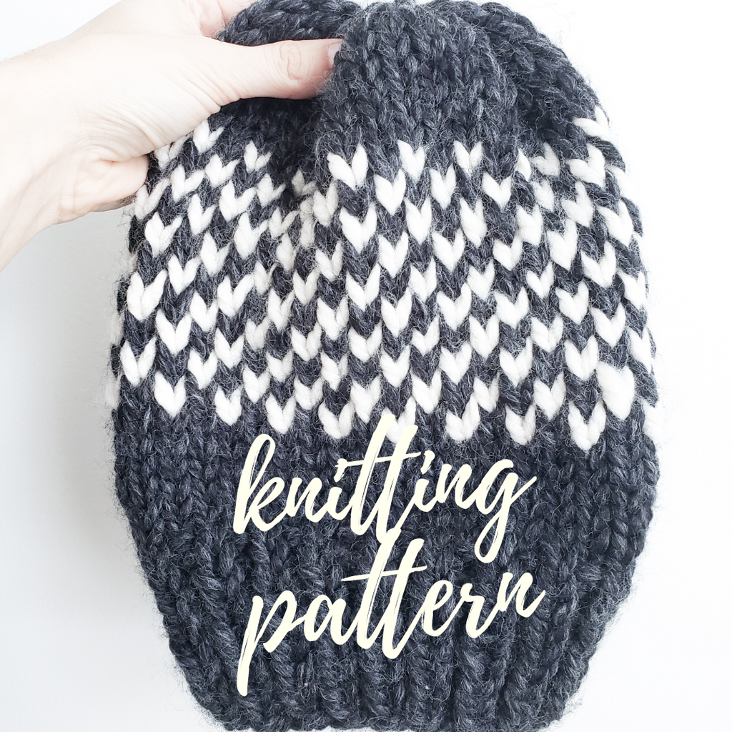 Knox Toque Pattern