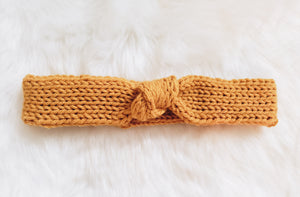 Kelly Knotted Headband (Knit)