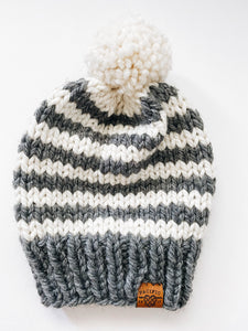 Oxford Toque - Oxford Grey