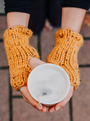 Campbell Fingerless Mitts