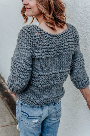 Auckland Sweater Pattern