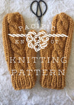 Dockside Mittens Pattern