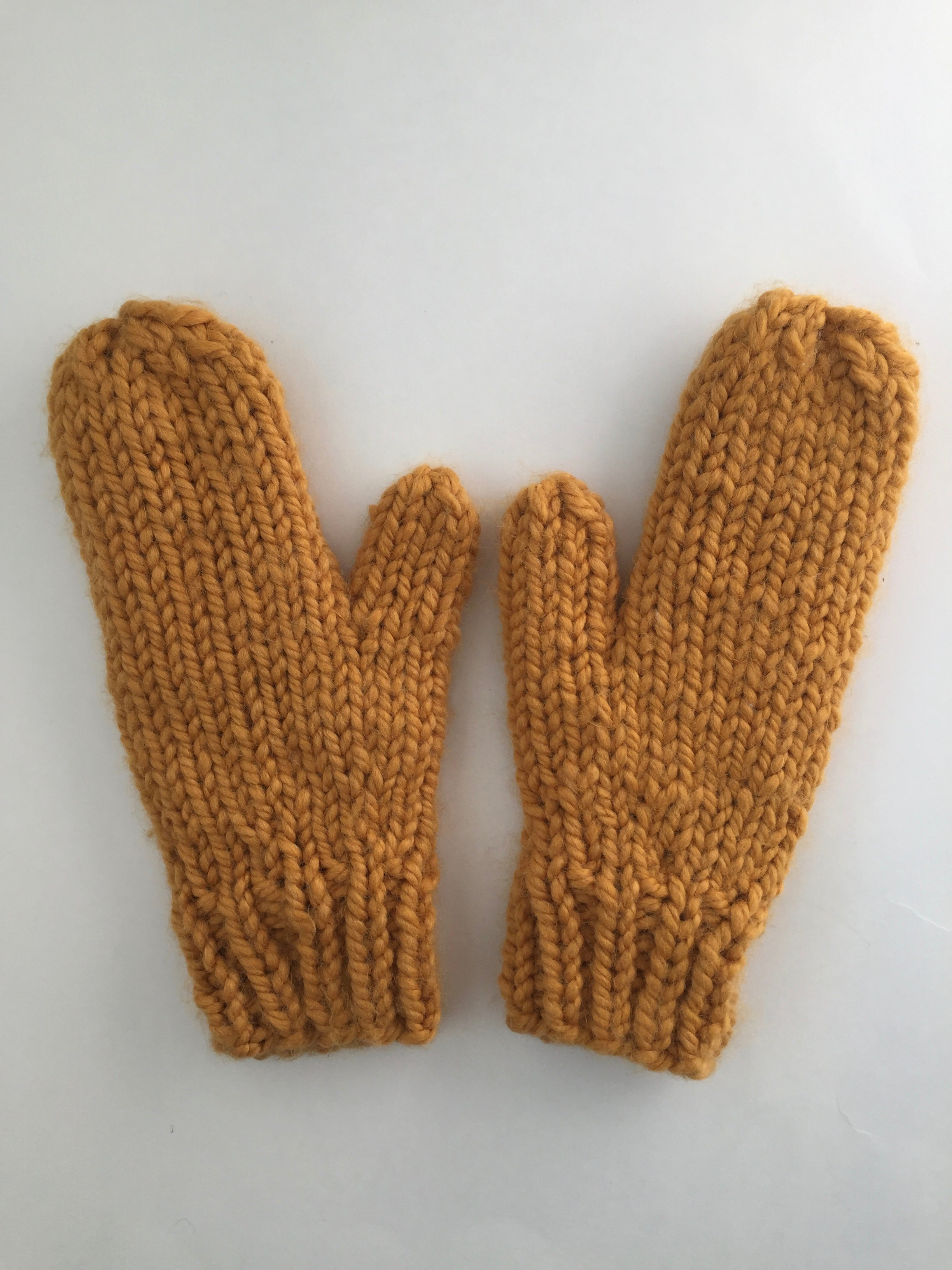 Dockside Mittens