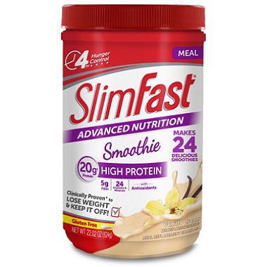 SlimFast Advanced Smoothie Mix