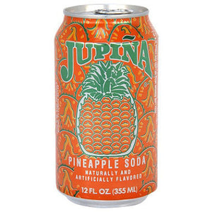 Jupina Pineapple Soda