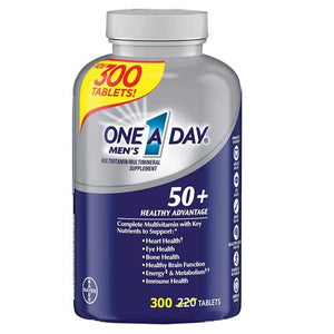 One A Day Men's 50+ Health Advance