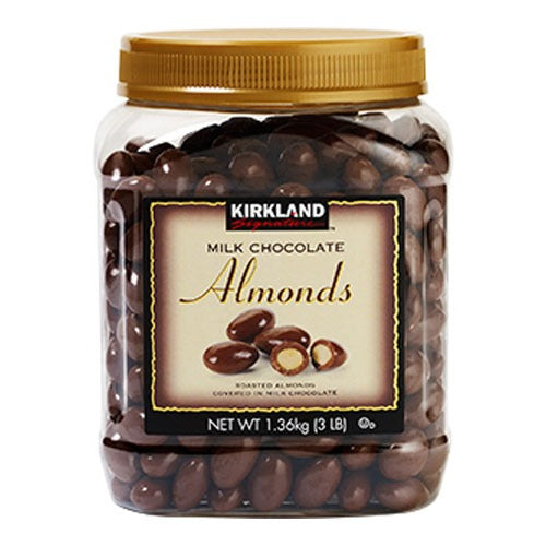 Kirkland Chocolate Covered Almonds