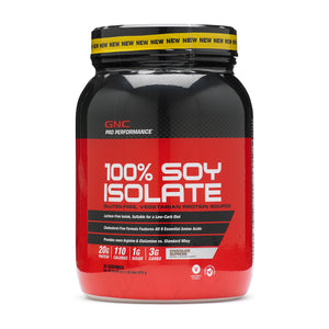 GNC 100% Soy Isolate