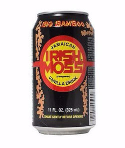 Jamaican Irish Moss Vanilla Drink