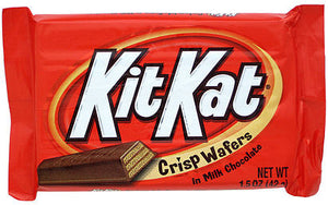 Kit-Kat Crisp Wafers
