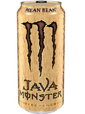 Monster Energy Java Mean Bean