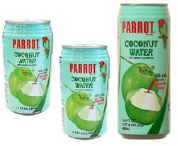 Parrot Coconut Water with Pulp