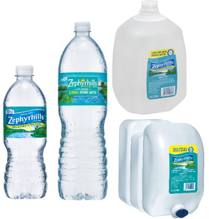 Zephyrhills Natural Spring Water