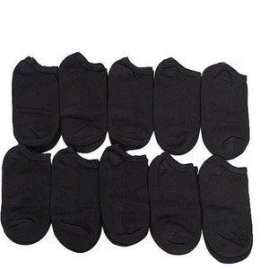 Men's Low Cut Socks 12 Pairs