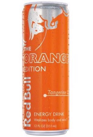 Red Bull Orange Edition - Tangerine
