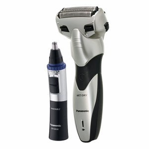 Panasonic ARC Precision Shaving with Bonus Nose, Ear, Brows Trimmer