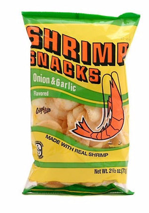 Shrimp Snacks