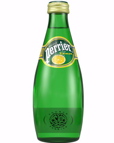 Perrier Sparkling Natural Mineral Water - Lemon