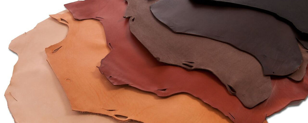 Tooling Strap Leather
