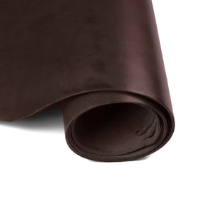 Roll of ChahinLeather Mahogany Skirting with Colorfast