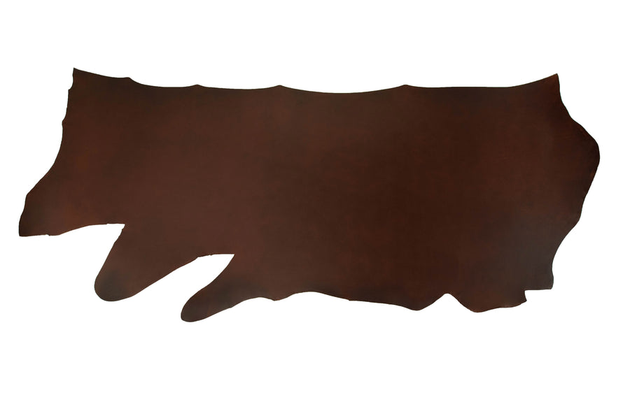 Pecan Pull-Up Leather