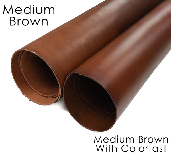 Medium brown bridle colorfast vs noncolorfast