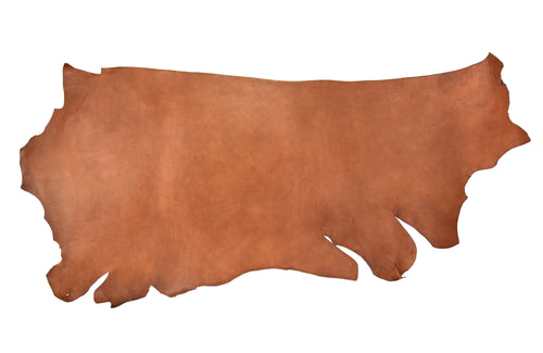 Side of ChahinLeather Sandy Brown Harness with Colorfast