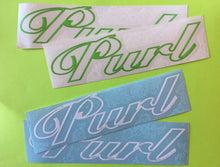 Purl Wax Transfer Stickers