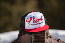 Purl Trucker Hat