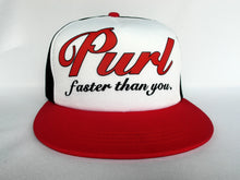 Purl Wax Trucker Hat