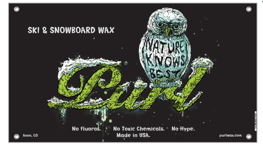 Purl Wax Shop Banner